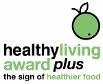 Our healthy living award certificate
